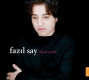 Fazıl Say: Black Earth - CD