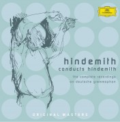 Paul Hindemith, Berliner Philharmoniker: Hindemith: Conducts Hindemith - CD