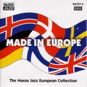 Made In Europe: Naxos Jazz European Collection - CD