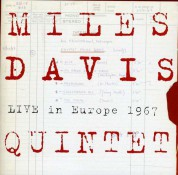 Miles Davis: Bootleg: Live In Europe 1967 Vol.1 - CD
