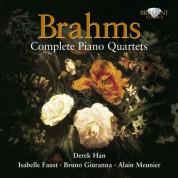 Derek Han, Isabelle Faust, Bruno Giuranna, Alain Meunier: Brahms: Complete Piano Quartets - CD