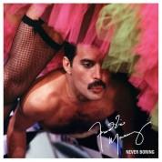 Freddie Mercury: Never Boring - Plak
