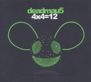 Deadmau5: 4x4=12 - CD