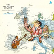 Dave Brubeck Quartet: In Europe - Plak