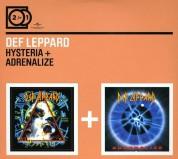 Def Leppard: Hysteria / Adrenalize - CD