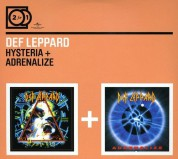 Def Leppard: Hysteria / Adrenalize - CD
