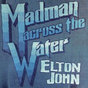 Elton John: Madman Across The Water (Remastered) - Plak