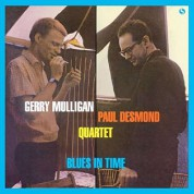 Gerry Mulligan, Paul Desmond: Blues In Time (Remastered) - Plak