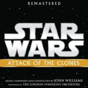 John Williams, London Symphony Orchestra: Star Wars: Attack Of The Clones - CD