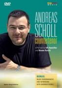 Andreas Scholl, Uli Aumüller, Hanne Kaisik: Andreas Scholl - Countertenor - DVD
