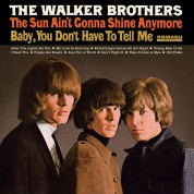 The Walker Brothers: The Sun Ain't Gonna Shine Anymore (Including The #1 Chart Hit Of The Same Name) - Plak