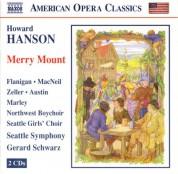 Gerard Schwarz: Hanson: Merry Mount - CD