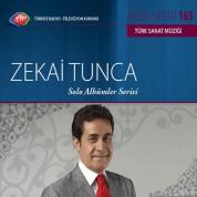 Zekai Tunca: TRT Arşiv Serisi 165 - Solo Albümler Serisi - CD