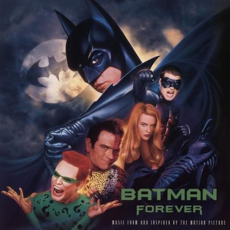 Çeşitli Sanatçılar: Batman Forever - Plak