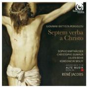 Akademie für Alte Musik Berlin, René Jacobs: Septem verba a Christo - CD