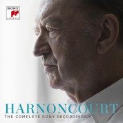 Nikolaus Harnoncourt: The Complete Sony Recordings - CD