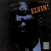Elvin Jones: Elvin! - CD