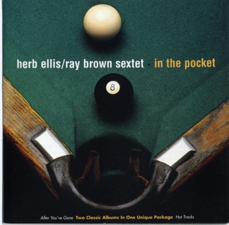 Herb Ellis , Ray Brown Orchestra: In The Pocket - CD