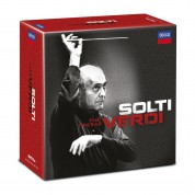 Sir Georg Solti: Verdi: The Operas - CD