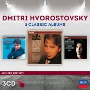 Dmitri Hvorostovsky - 3 Classic Albums - CD