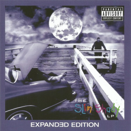 Eminem: The Slim Shady (20th Anniversary Expanded Edition) - CD