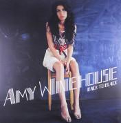 Amy Winehouse: Back To Black (Limited Edition - White Vinyl) - Plak