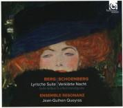 Ensemble Resonanz, Jean-Guihen Queyras: Berg: Lyric Suite/ Schoenberg: Verklärte Nacht - CD
