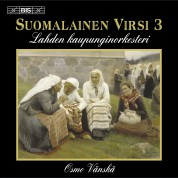 Lahti Symphony Orchestra, Osmo Vänskä: Finnish Hymns 3 for orchestra - CD