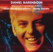 Daniel Barenboim, Berliner Philharmoniker: Liszt: Dante Symphony, Dante Sonata - CD