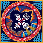 Kiss: Rock And Roll Over - Plak