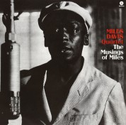 Miles Davis Quartet: The Musings Of Miles - Plak
