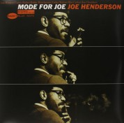 Joe Henderson: Mode For Joe - Plak