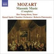 Roberto Paternostro: Mozart, W.A.: Masonic Music (Complete) - CD
