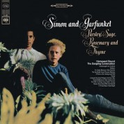 Simon & Garfunkel: Parsley Sage Rosemary & Thyme - Plak