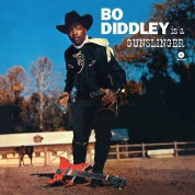Bo Diddley: Is A Gunslinger - Plak