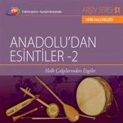 Çeşitli Sanatçılar: TRT Arşiv Serisi 51 - Anadolu'dan Esintiler 2 - CD