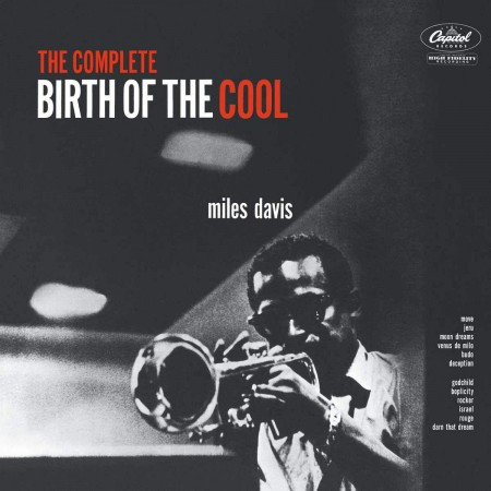 Miles Davis: Birth of the Cool - CD