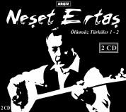 Neşet Ertaş: Ölümsüz Türküler 1 - 2 - CD
