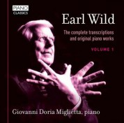 Giovanni Doria Miglietta: Earl Wild: The Complete Transcriptions - CD