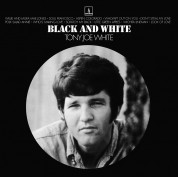 Tony Joe White: Black & White - Plak