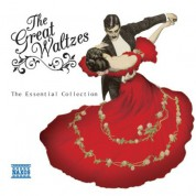 Çeşitli Sanatçılar: The Great Waltzes - The Essential Collection - CD