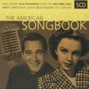Çeşitli Sanatçılar: American Songbook - CD