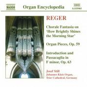 Josef Still: Reger, M.: Organ Works, Vol.  4 - CD