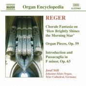 Josef Still: Reger, M.: Organ Works, Vol.  4 - CD