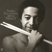 Tony Williams: Believe It - Plak