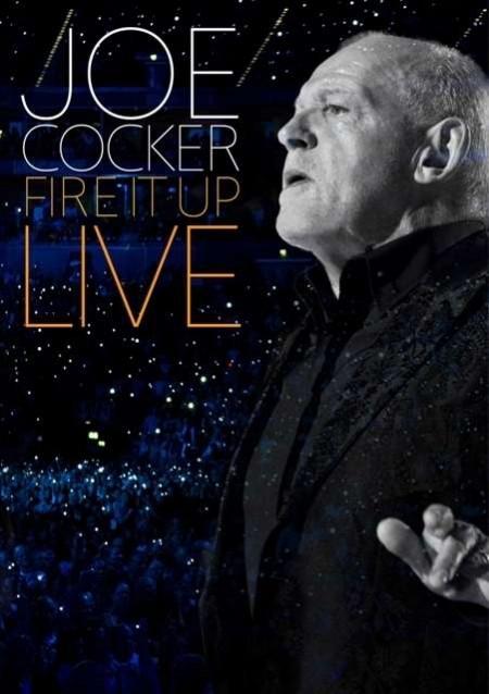 Joe Cocker: Fire It Up: Live In Köln 2013 - DVD