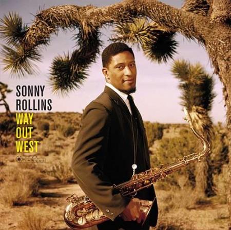 Sonny Rollins: Way Out West - Plak