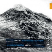 Les Musiciens du Louvre Grenoble, Marc Minkowski: Wagner: Der Fliegende Holländer - CD