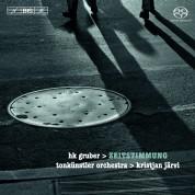 Martin Grubinger, HK Gruber, Tonkünstler Orchestra, Kristjan Järvi: HK Gruber: Zeitstimmung - SACD