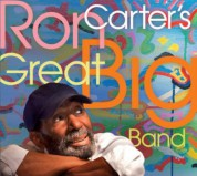 Ron Carter, Robert M. Freedman: The Great Big Band - CD